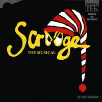 Scrooge Birmingham Cast Recording CD